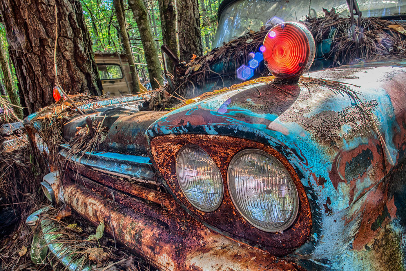 Old Car City USA – HDR Photography Workshop
